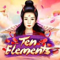 Ten Elements สล็อตออนไลน์ UFABET Red Tiger